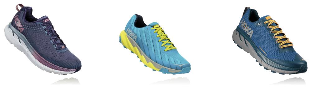 Hokaoneone footwear